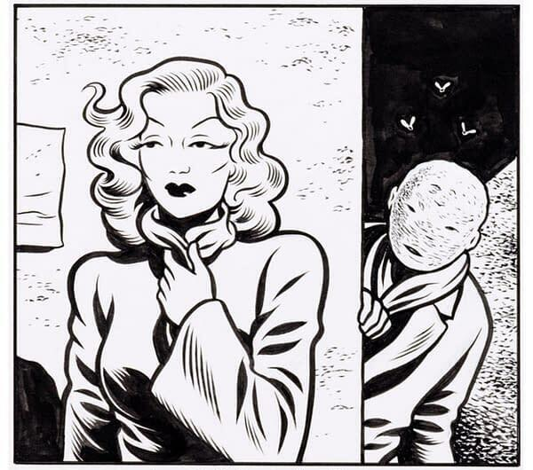 Love Nest by Charles Burns